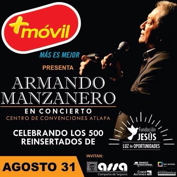 Photo of Gran concierto de Armando Manzanero