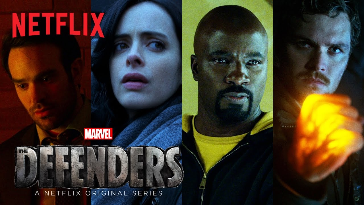 Photo of «Marvel – The Defenders» en Netflix