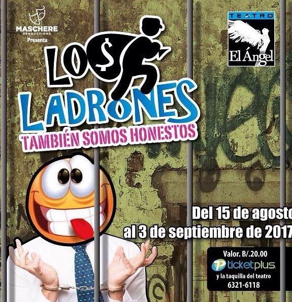 Photo of Los Ladrones También Somos Honestos