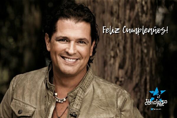Photo of Feliz Cumpleaños Carlos Vives