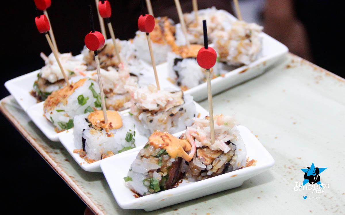 Photo of Noche de Sushi y Grey Groose en Soy Hard Rock Hotel