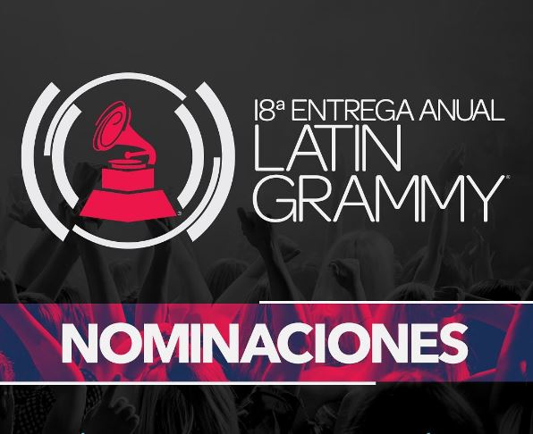 Photo of Panameños nominados para Latin Grammy 2017