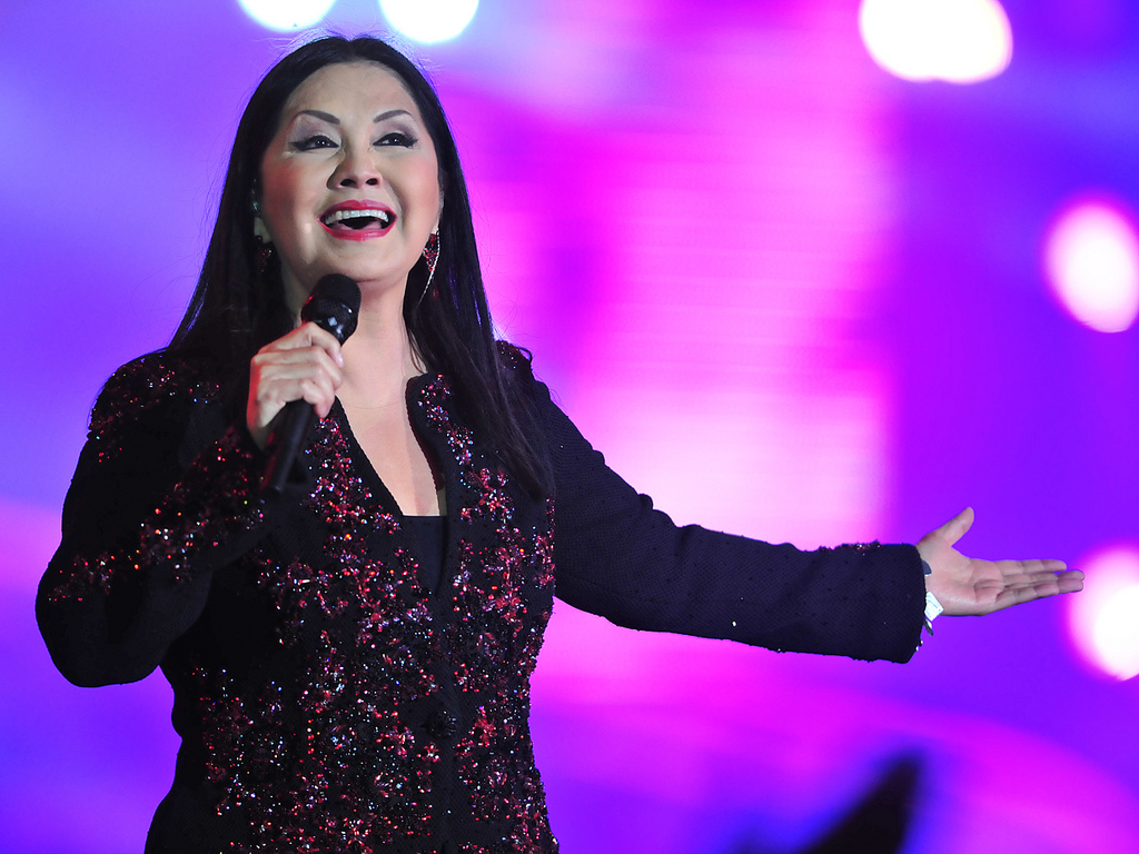Photo of Ana Gabriel te invita a su concierto en Panamá