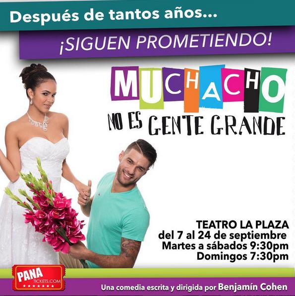 Photo of Obra 'Muchacho No Es Gente Grande'