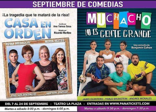Photo of Fin de semana de teatro