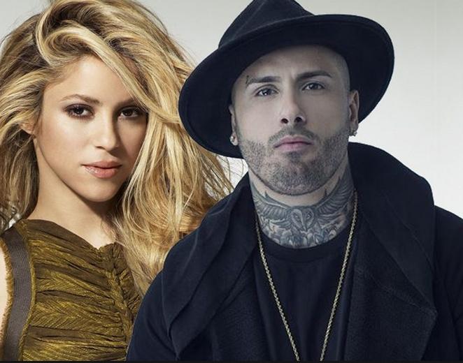 Photo of Shakira y Nicky Jam siguen compartiendo con sus seguidores como nacio el tema 'Perro fiel'