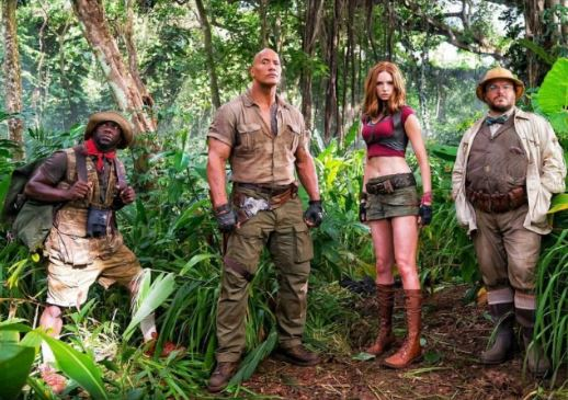 Photo of Lanzan nuevo trailer de 'Jumanji'