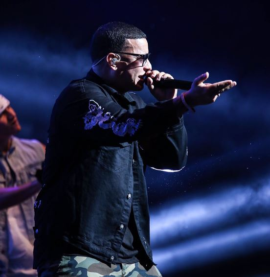 Photo of Daddy Yankee hizo gran labor en su concierto en Nueva York
