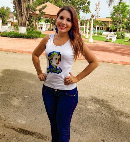 Photo of Karla Music promocionando 'Vuelve a soñar'