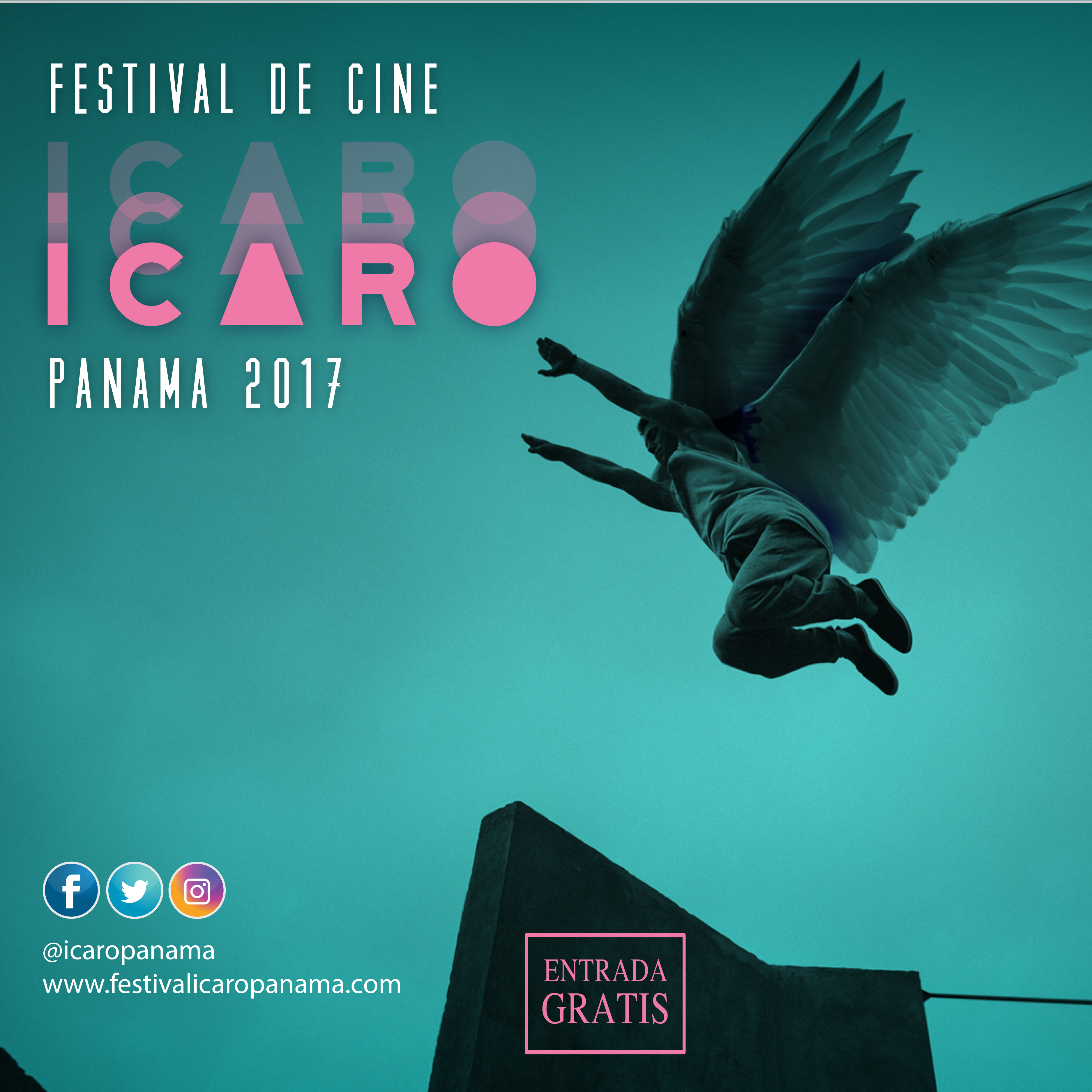 Photo of Festival de cine Icaro Panamá 2017