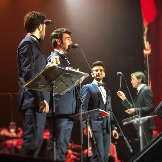 Photo of A solo dos días del concierto de Il Volo en Panamá