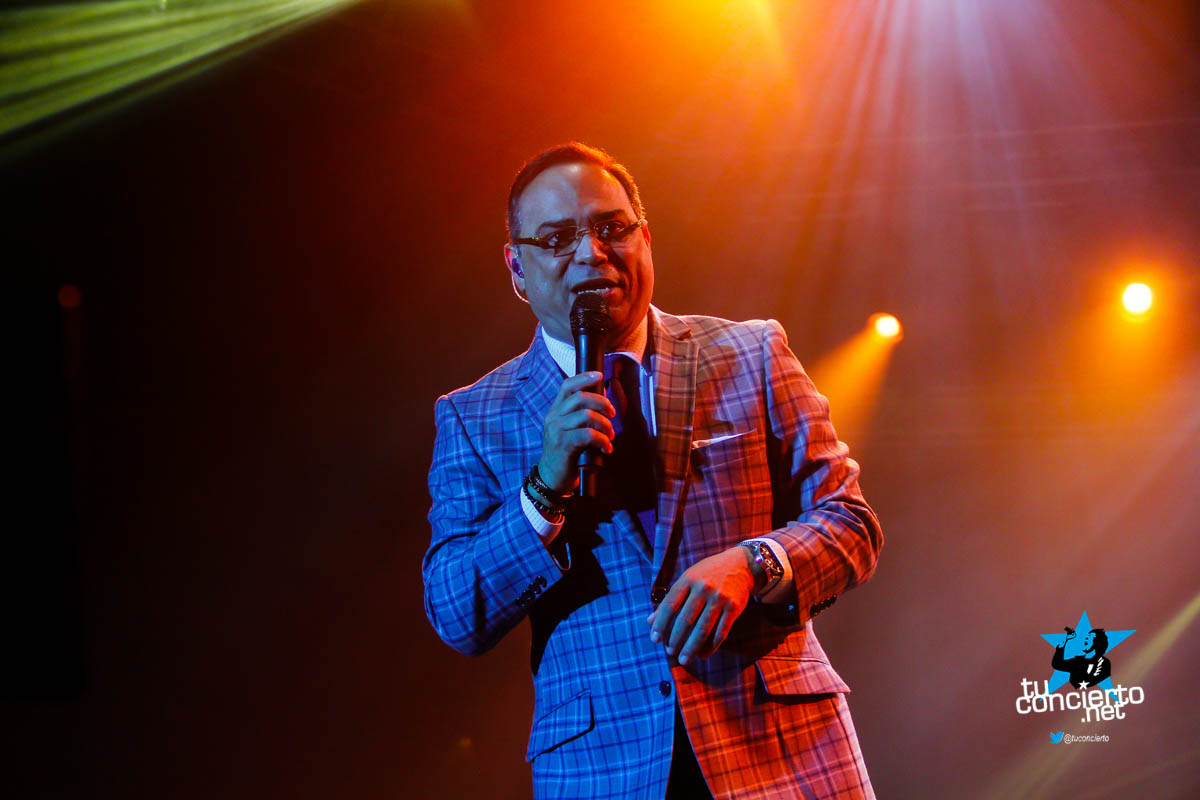 Photo of Concierto de Gilberto Santa Rosa «40 y contando»