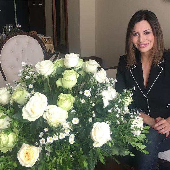 Photo of Myriam Hernández en Panamá