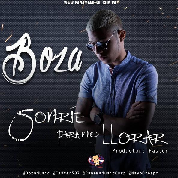 Photo of Boza presentá 'Sonrie para no llorar'