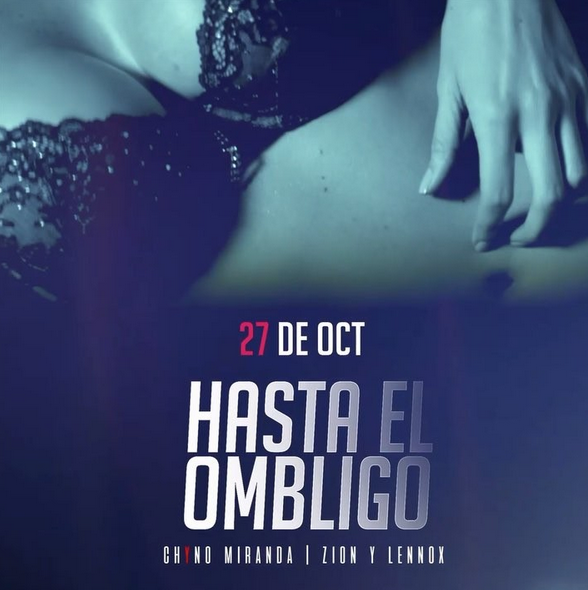 Photo of Chyno Miranda estrena videoclip de «Hasta el ombligo»