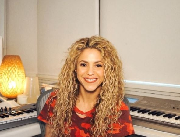 Photo of Shakira nominada en los American Music Awards