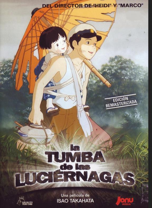 Photo of La tumba de las luciérnagas