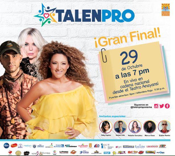 Photo of Gran final de Talenpro