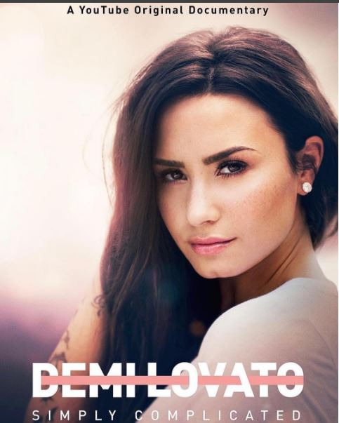 "Photo of Demi Lovato estrenó documental titulado ""Simply Complicated"""