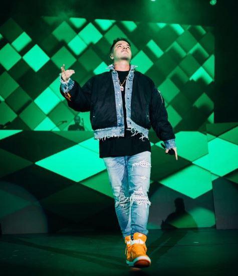 Photo of J Balvin presenta 'Snapchat (Bruuttal)'