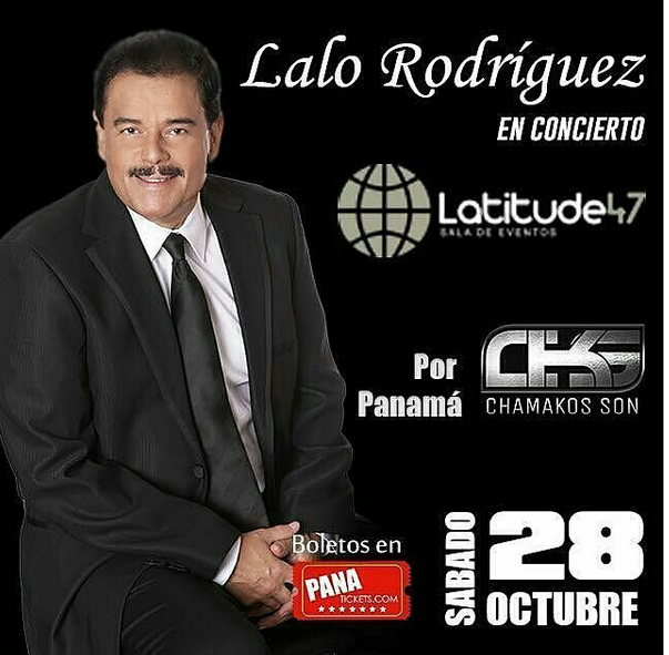 Photo of Lalo Rodríguez en concierto