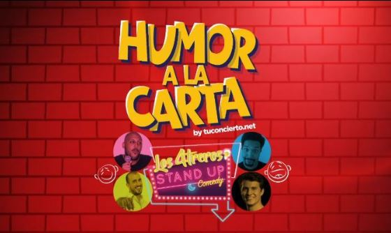 Photo of Esta noche Humor a la Carta by @tuconcierto