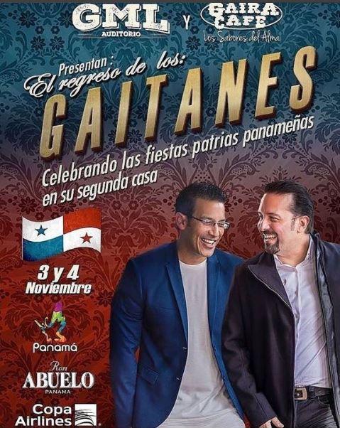 Photo of Concierto de 'El regreso de los Gaitanes'