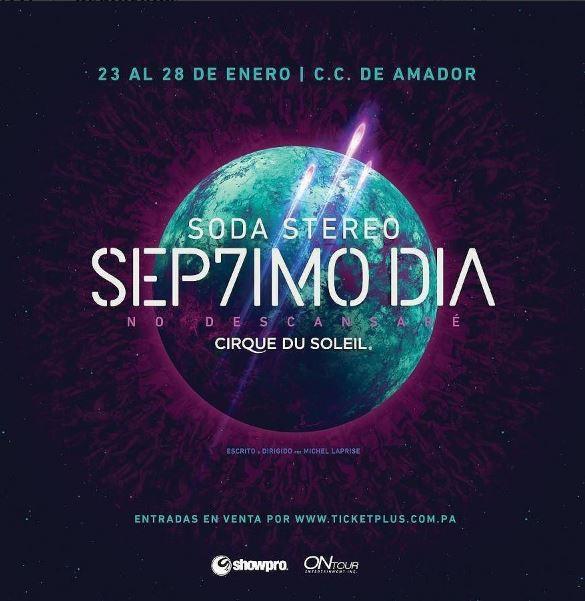 Photo of Disponible entradas al espectáculo del 'Sep7imoDia by Cirque Du Soleil'