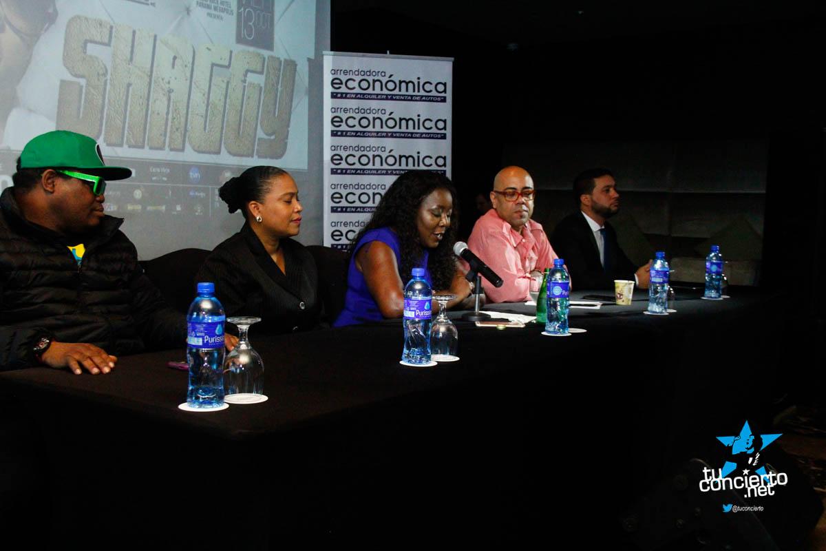 Photo of Conferencia de Prensa de Concierto de Shaggy