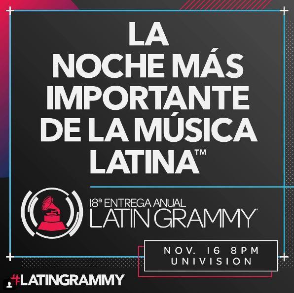 Photo of Siguen sumándose los artistas que actuarán en los Latin Grammys