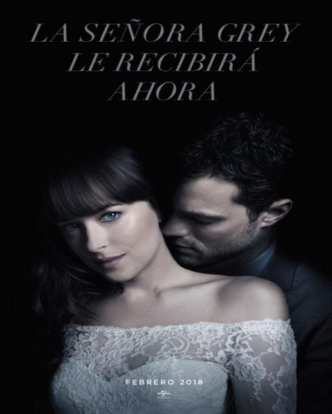 Photo of 'Cincuenta sombras liberadas' presenta su trailer oficial
