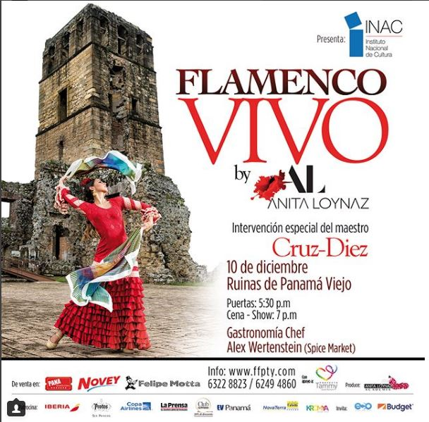 Photo of FLAMENCO VIVO by Anita Loynaz