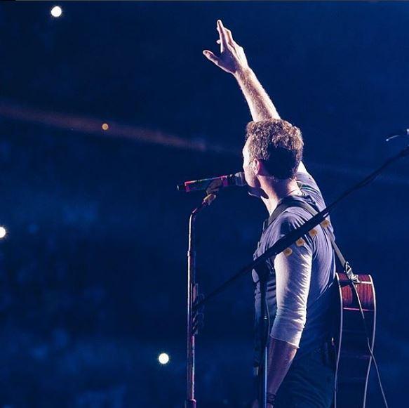 """Photo of Coldplay interpretó """"De música ligera"""" en Argentina"""