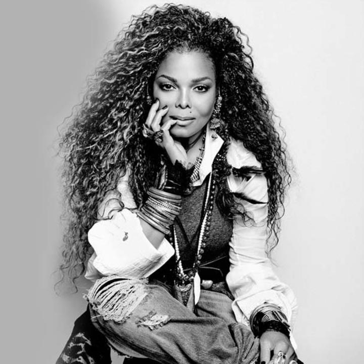 Photo of Janet Jackson en los 'Premio Icon de la Gala OUT100'