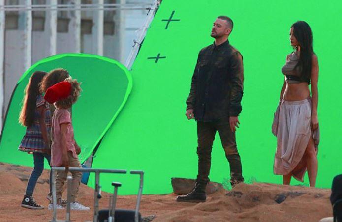 Photo of Justin Timberlake su nuevo vídeo es con Eiza González