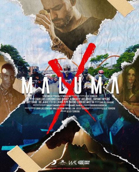 Photo of Maluma estrena 'X'
