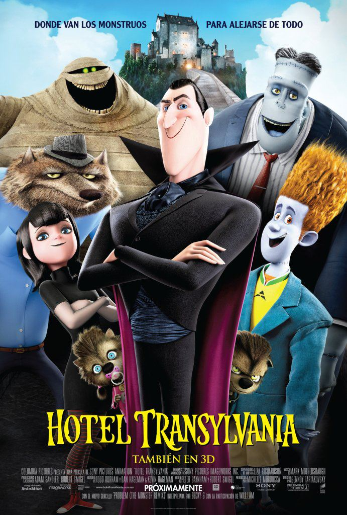 Photo of Lanzan trailer oficial de 'Hotel Transilvania 3: Unas vacaciones monstruosas'