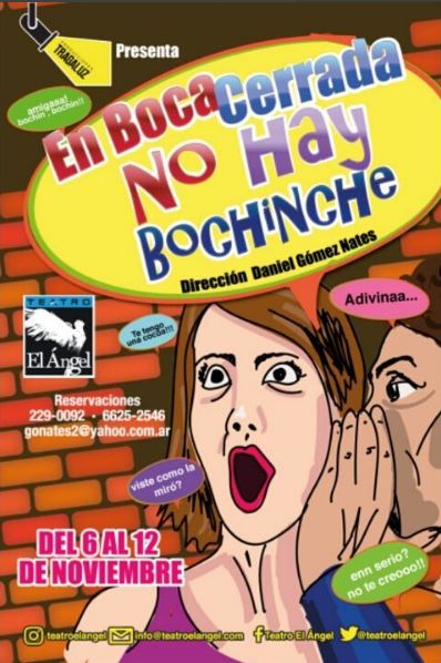 Photo of En boca cerrada no hay bochinche