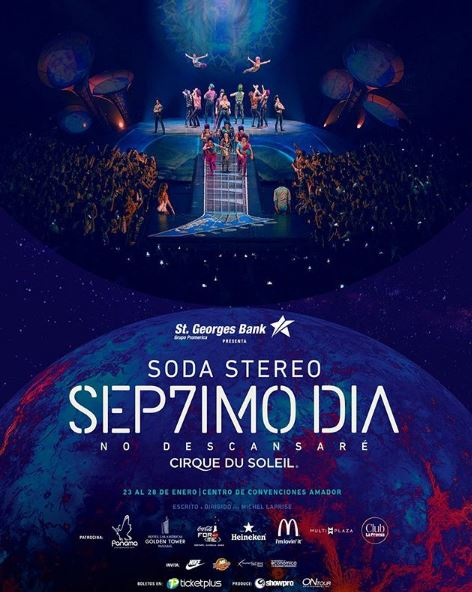 Photo of 'Sep7imoDia by Cirque Du Soleil' en Panamá