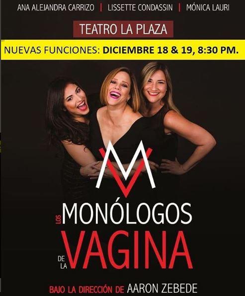 Photo of Nueva función de 'Los Monólogos de la Vagina'