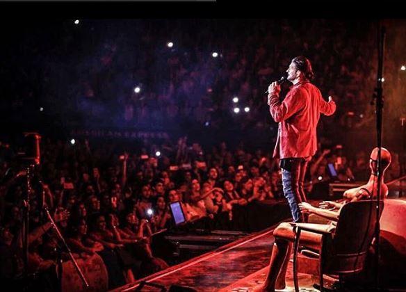 Photo of Ricardo Arjona esta listo para concierto en Guatemala