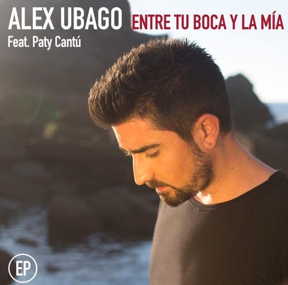 Photo of Alex Ubago estrena 'Entre tu boca y la mía' junto a Paty Cantú