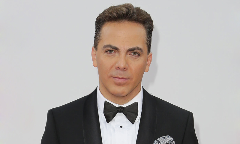 Photo of HBD para Cristian Castro