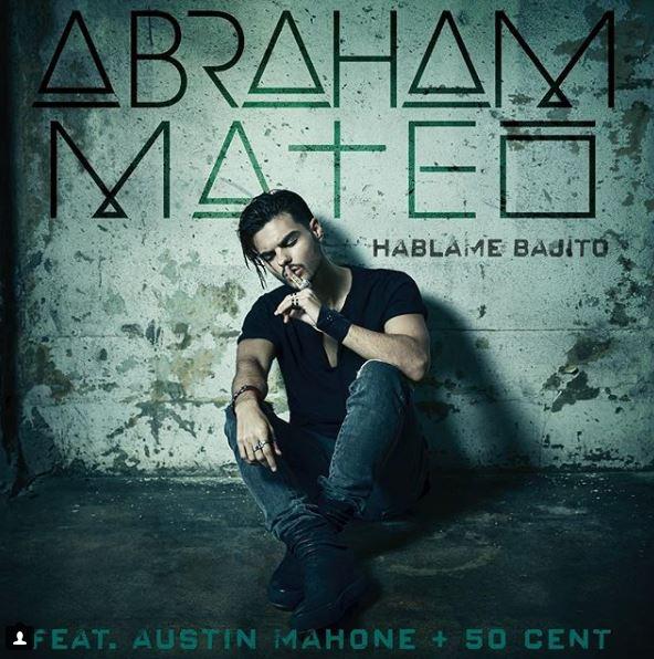 Photo of Abraham Mateo presenta 'Háblame Bajito' junto a  50 Cent y Austin Mahone