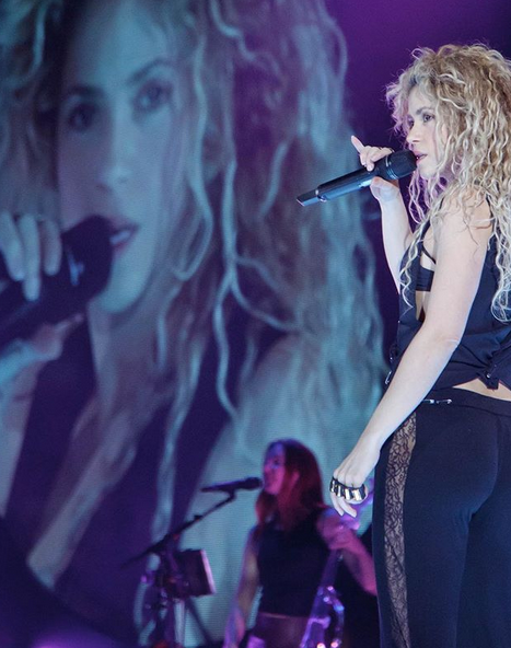 Photo of Shakira en manos del mejor cirujano del mundo