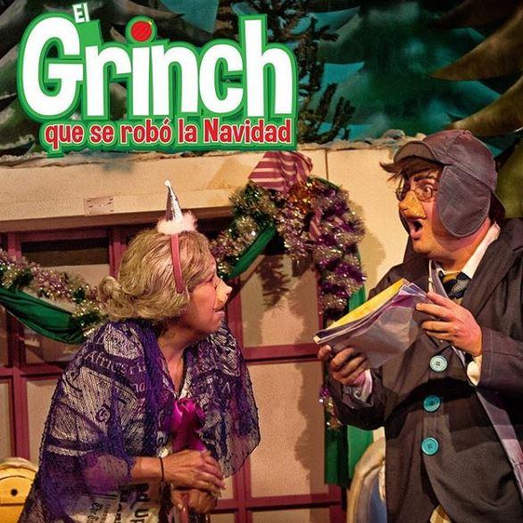 Photo of Este fin de semana 'El Grinch que se robó la navidad'