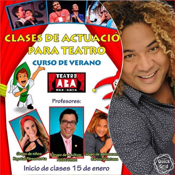 Photo of Curso de verano en Teatro Aba