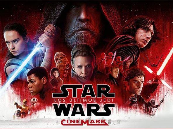 Photo of Función de medianoche de ' Star Wars: Los últimos Jedi'