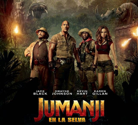 Photo of Jumanji