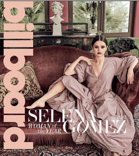 Photo of Selena Gómez fue nombrada como la Mujer del Año 2017 por la revista Billboard